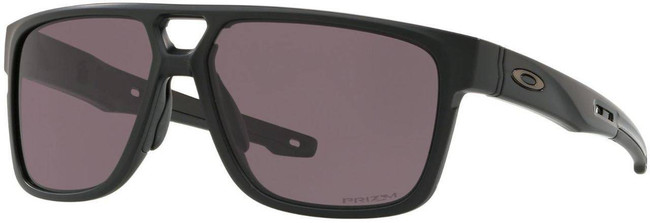 Oakley SI Crossrange Patch Matte Black Sunglasses with PRIZM Grey Lenses OO9382-1560