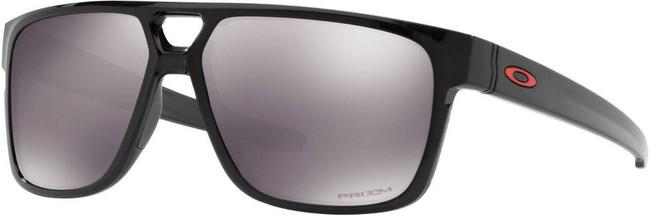 Oakley SI Crossrange Patch Polished Black Sunglasses with PRIZM Black Lenses OO9382-1660 888392383921