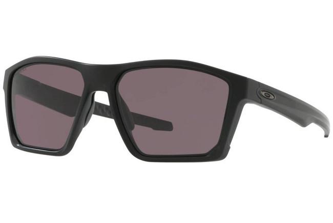Oakley SI Targetline Matte Black Sunglasses with PRIZM Grey Lenses OO9397-1358 888392383785