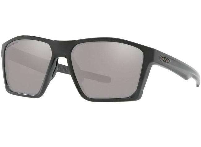 Oakley SI Targetline Carbon Sunglasses with PRIZM Black Polarized Lenses OO9397-1558 888392383808