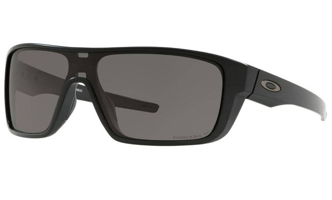 Oakley SI Straightback Matte Black Sunglasses with PRIZM Grey Polarized Lenses OO9411-1027 888392384027