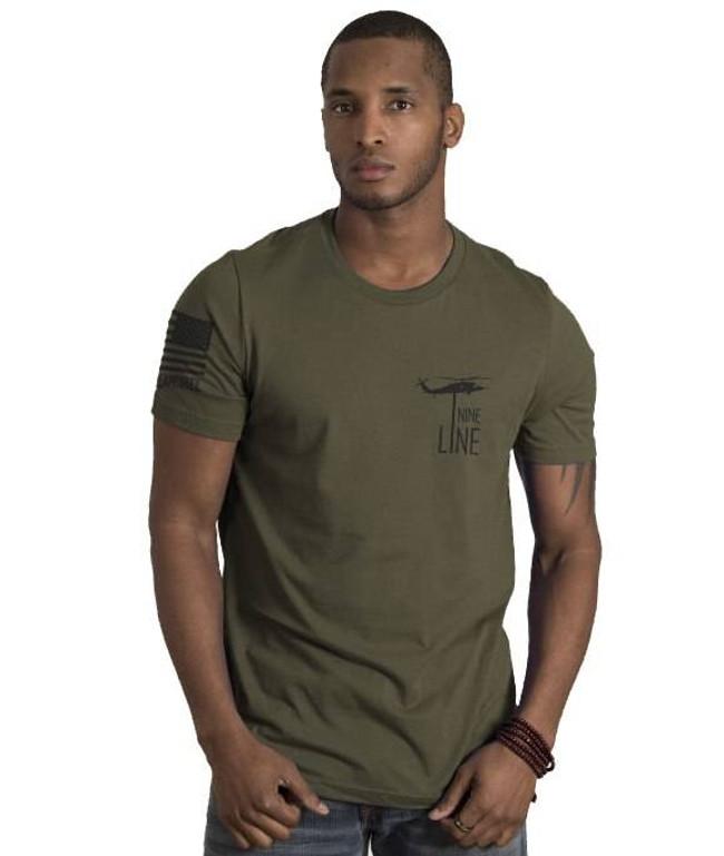Nine Line America Mens T-Shirt AMERICA-TS