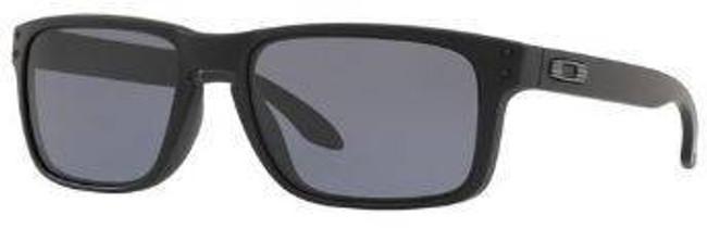 Oakley SI Holbrook Tonal USA Flag Matte Black Sunglasses with Grey Lenses OO9102-E5 888392297228