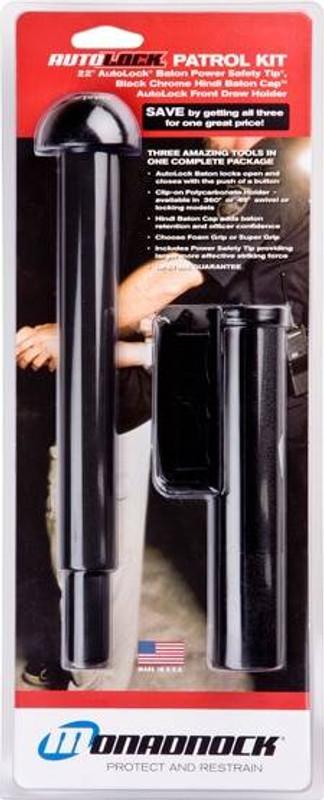 Monadnock AutoLock Patrol Baton Kit AUTOLOCKKIT
