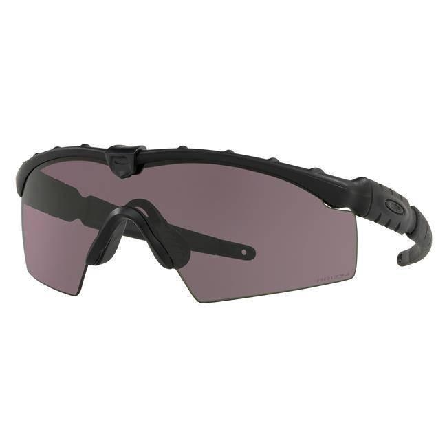 Oakley SI Ballistic M Frame 2.0 Matte Black Sunglasses with Prizm Grey Lenses OO9213-05