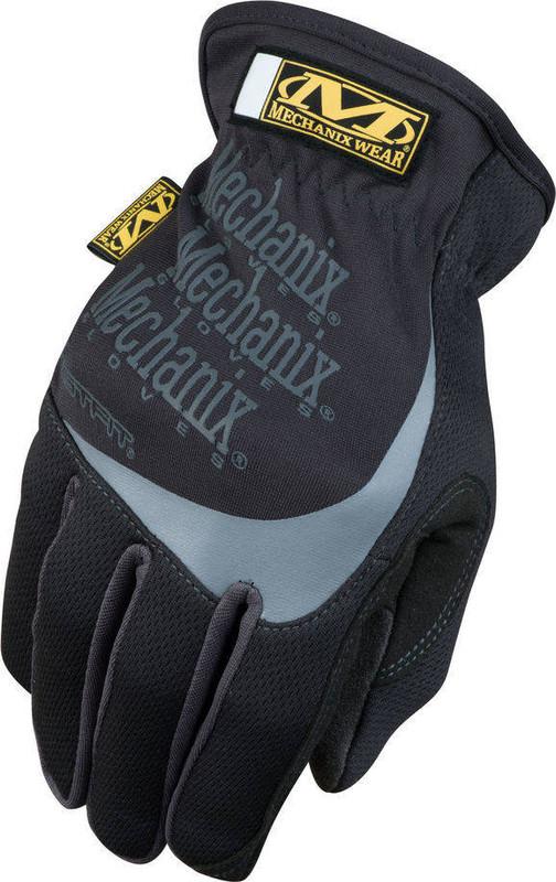 Mechanix Wear FastFit Glove ALL COLORS MFF - Black - LA Police Gear