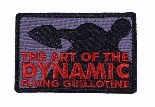 ORCA Industries Art of the Dynamic Flying Guillotine Patch DYNAMIC-FLYING