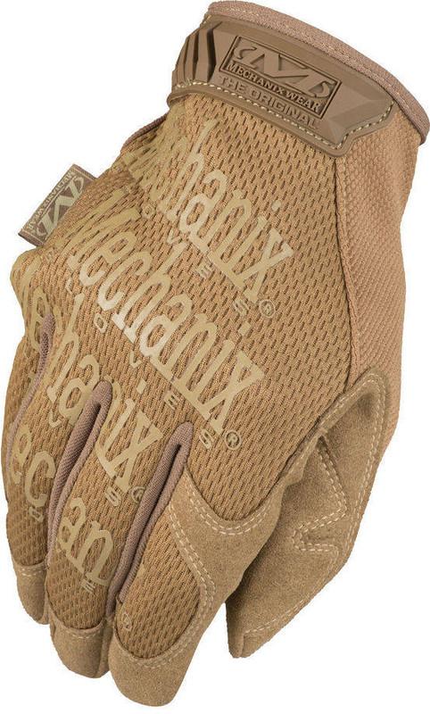 Mechanix Wear TAA Original Coyote Glove - MG-F72 - LA Police Gear