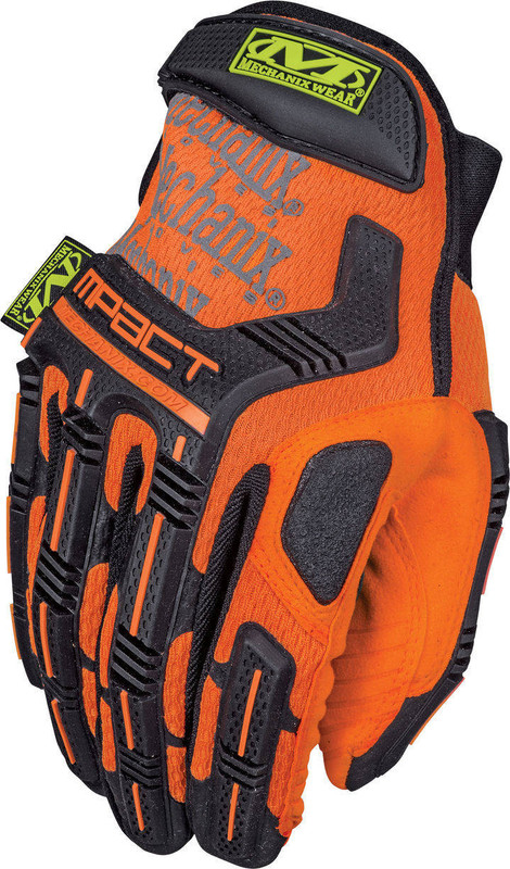 Mechanix Wear The Safety M-Pact Glove SMP-MX