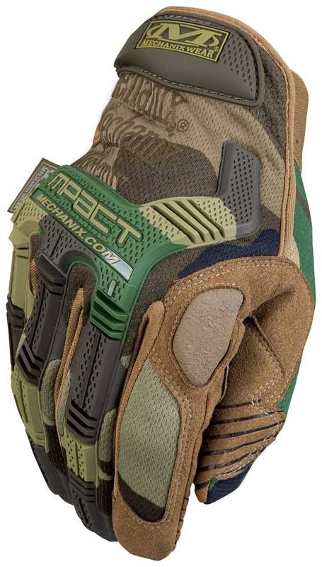 Mechanix Wear Woodland Camo M-Pact Glove MPT-77