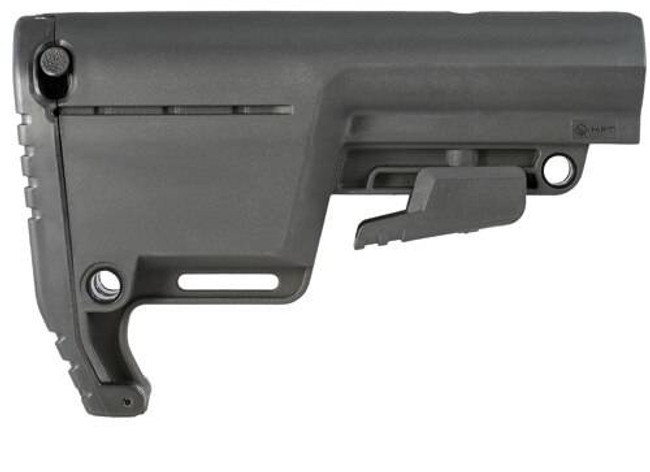 Mission First Tactical Battlelink Utility Low Profile Stock - Mil-Spec BULSMIL