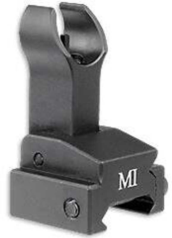 Midwest Industries, Inc Gas Block Mounted Flip-Up Front Sights MCTAR-FFG