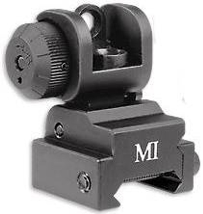 Midwest Industries, Inc ERS Flip-Up Rear Sight MCTAR-ERS