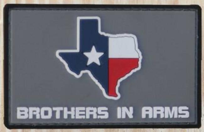 Nine Line Texas BIA PVC Patch PVC-TEXASBIA 190741429960