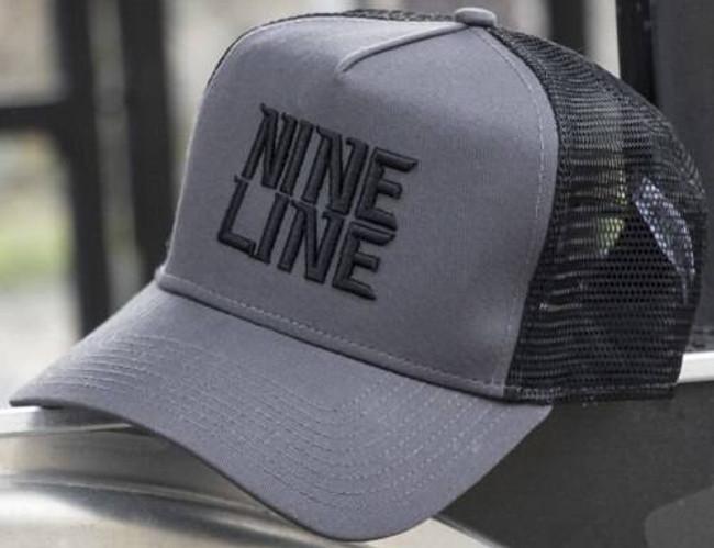 Nine Line Snapback Hat EMB22-TRUCKERHAT