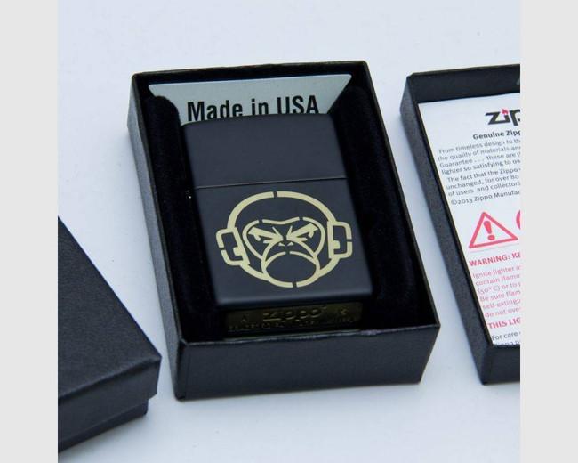Mil-Spec Monkey Zippo Lighters MISC-ZIPPO