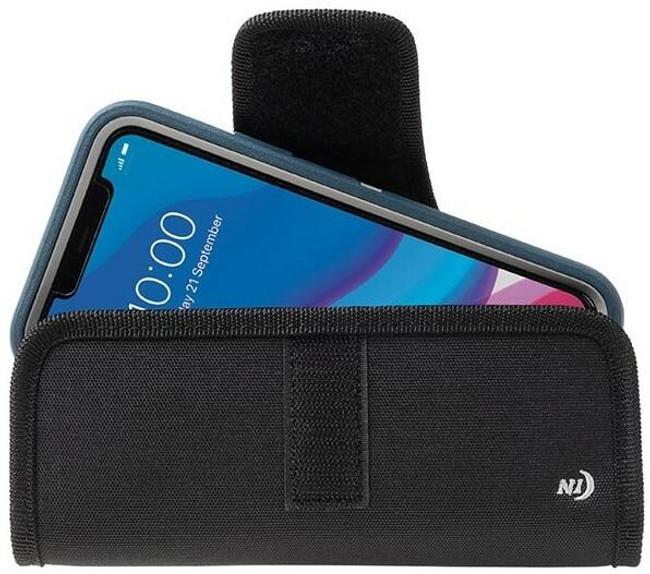 Nite Ize Fits All XL Black Horizontal Phone Case