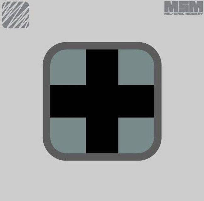 Mil-Spec Monkey MedicSquare Patch MEDICSQUARE