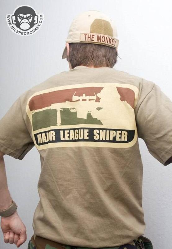 Mil Spec Monkey MLS T Shirt