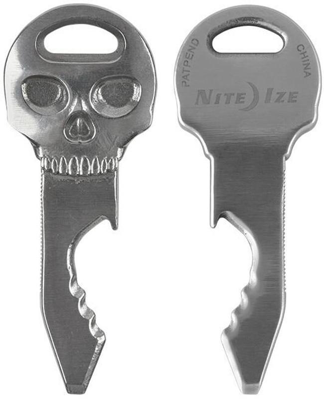 Nite Ize DoohicKey SkullKey Key Tool front and back