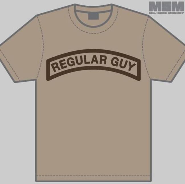 Mil-Spec Monkey Regular Guy Shirt T-REGULARGUY
