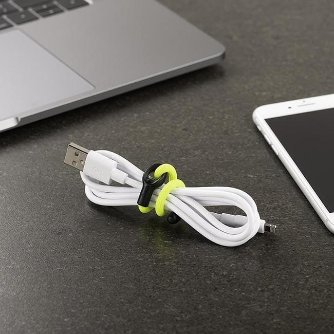 Nite Ize Gear Tie Loopable Twist Tie 6 in. -  2 Pack