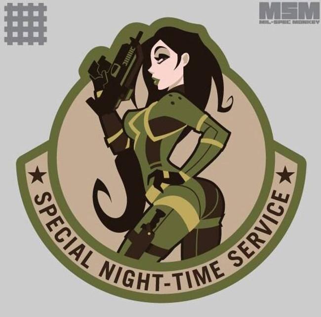 Mil-Spec Monkey Special Night Patch SPECIALNIGHT