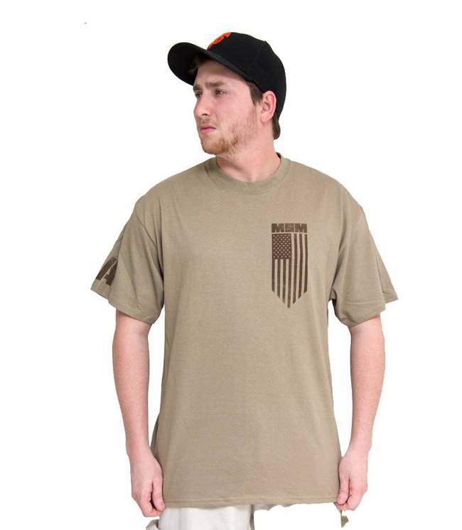 Mil-Spec Monkey DTOM-2A T-Shirt T-DTOM-2A