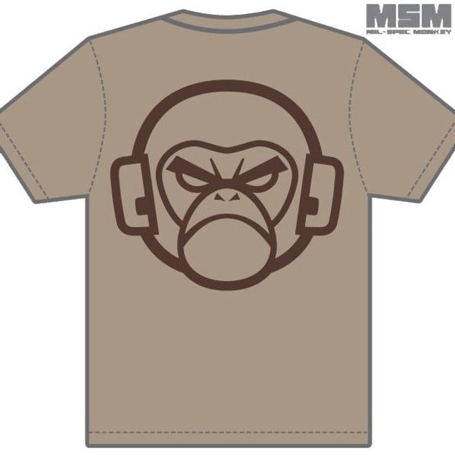 Mil-Spec Monkey Logo Shirt T-MONKEYLOGO