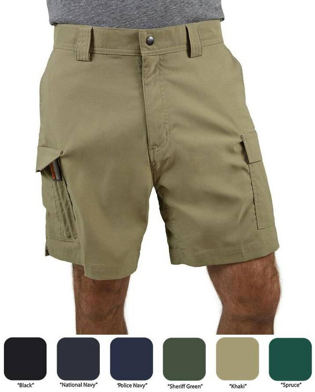 Mocean Constructed Stretch Patrol Shorts 1063C