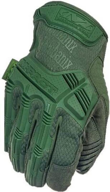 Mechanix Wear OD Green M-PACT Tactical Gloves MPT-60