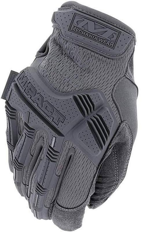 Mechanix Wear M-Pact Wolf Grey Glove - Impact Protection MPT-88