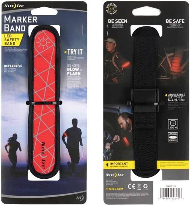 Nite Ize LED Marker Band NABW 094664023406