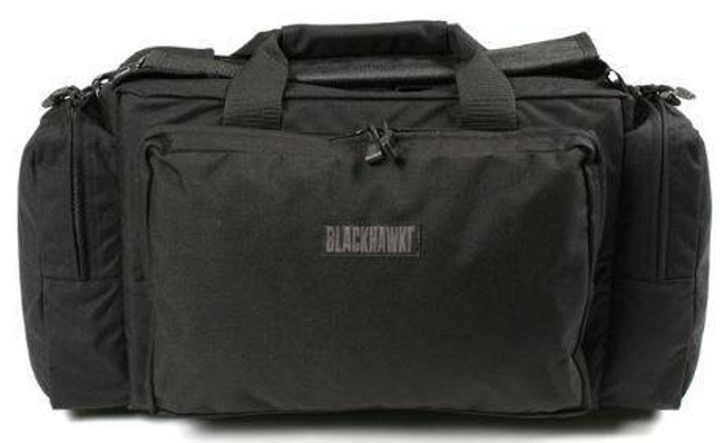 Blackhawk Enhanced Pro Shooters Bag 80SB06BK 648018020711