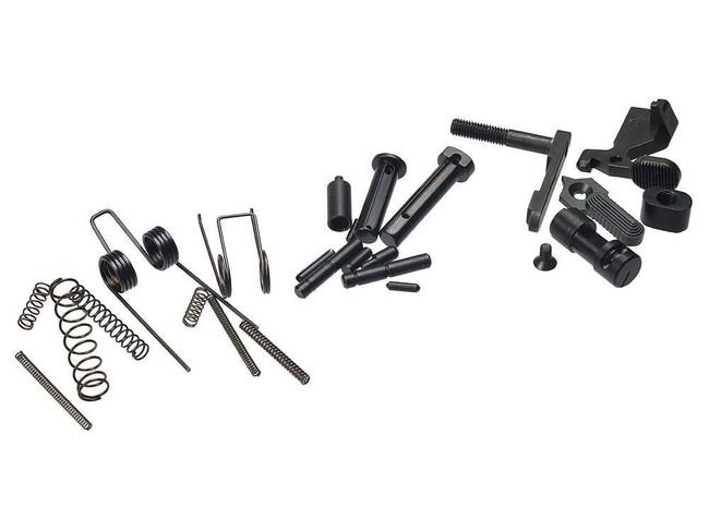 Strike Industries AR Lower Receiver Parts Kit Less Trigger Set AR-LRPLT 700371180300