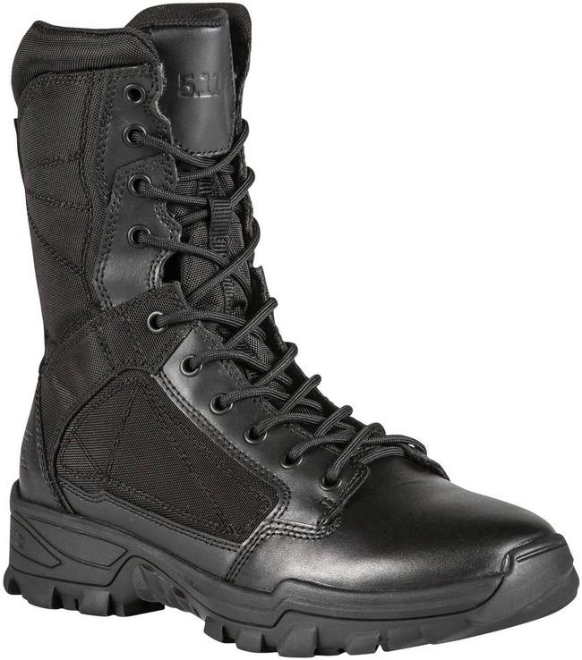 5.11 Tactical Mens Fast-Tac 8 Black Boot 12387 12387