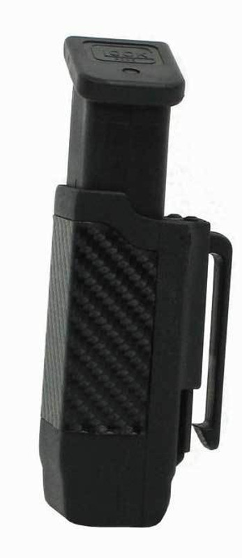 Blackhawk CQC Carbon-Fiber Magazine Pouches - Single CQC4105