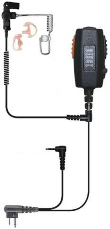 Earphone Connection Deuce Media Microphone - CLOSEOUT DEUCE