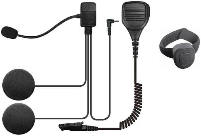 Earphone Connection MotoX Motorcycle Headset MOTOX