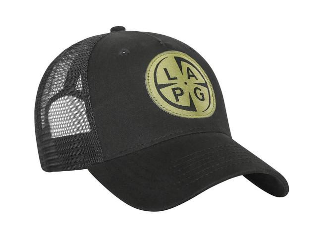 LA Police Gear Circle Logo Hat LAPG-HAT