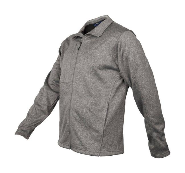 LA Police Gear Mens Fleece Soft-Shell Jacket FSS2814
