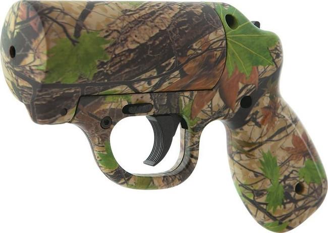 Mace Security International Camo Pepper Gun Distance Self Defense Spray with Holster 80368 022188803686