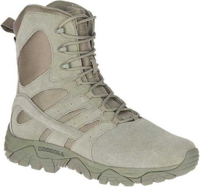 Merrell MOAB 2 Defense Sage Green Boot J17775