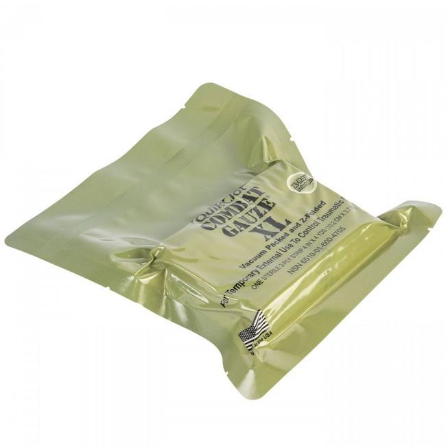 North American Rescue Combat Gauze Z-Fold Hemostatic COMBAT-30-0070