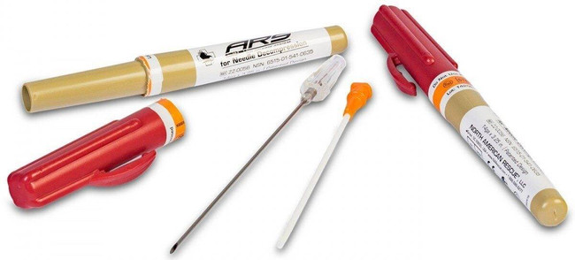 North American Rescue ARS Decompression Needle NAR-ARS-ZZ-0056