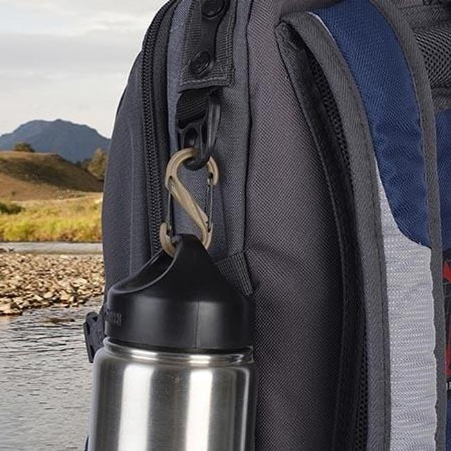 Nite Ize S-Biner Plastic Dual Carabiner feature