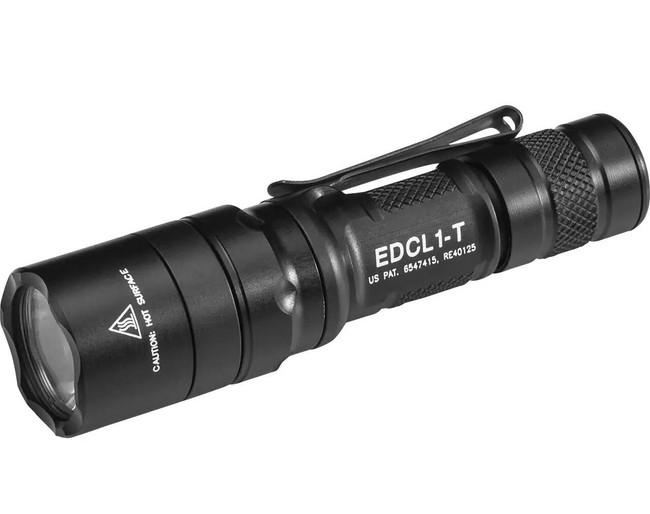 Surefire EDCL1-T Dual-Output Everyday Carry LED Flashlight EDCL1-T 084871326841