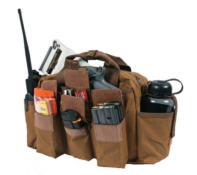 LA Police Gear Tactical Bail Out Gear Bag - Best Seller BAILOUTBAG