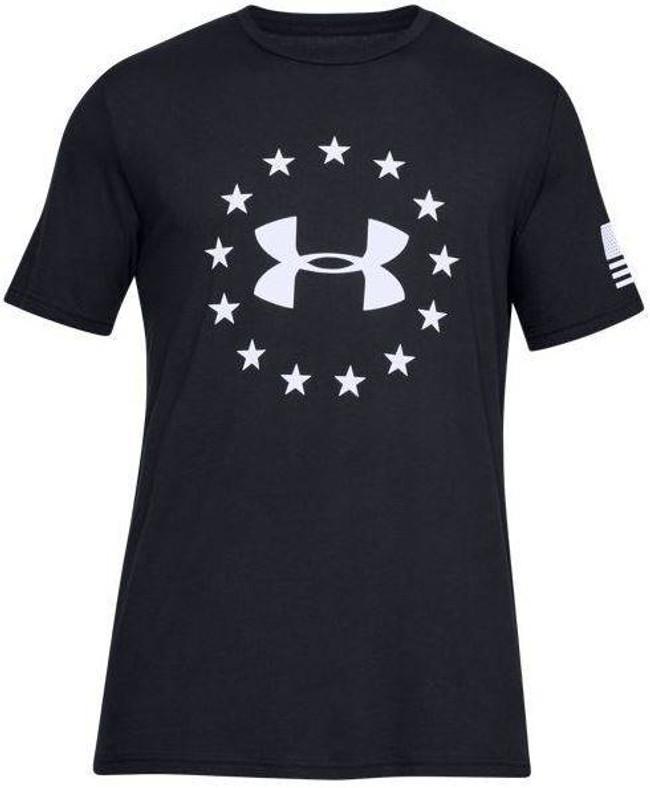 Under Armour Freedom Logo T-Shirt - 1333351 1333351