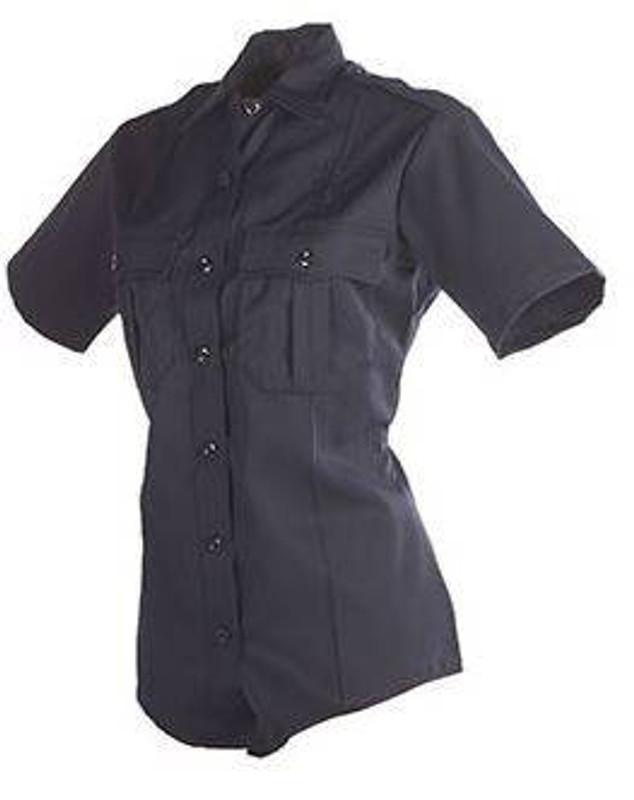 United Uniform Womens Proflex S/S California Shirts W111255